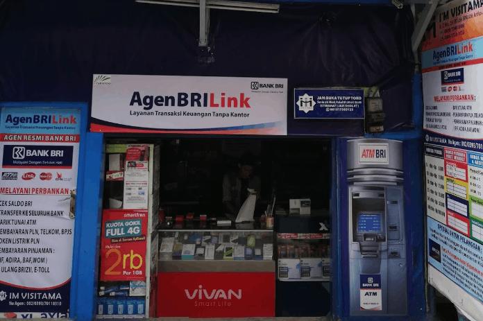 Transfer uang ke bank lain lewat BRilink