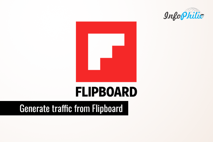 Use Flipboard to generate traffic to your blog