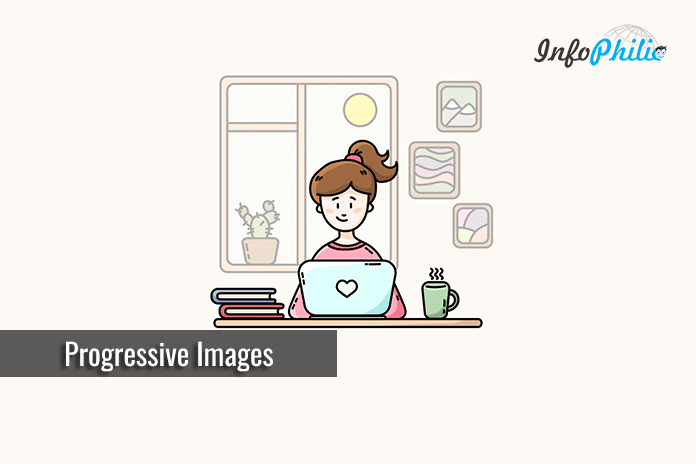 How to make progressive images to increase site speed