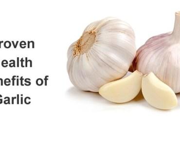 Health Benefits of Garlic.