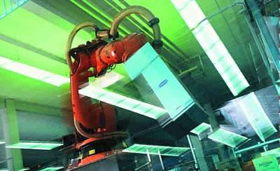 Una sola interfaz de programación para robot y máquina-herramienta
