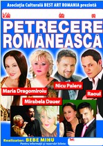 Petrecere Romaneasca peste hotare