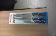 Mii de cuţite contrafăcute la Agigea