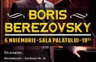 Boris Berezovsky  – recital magnific de pian la Ateneul Roman!!!