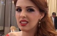 Diana Buisinicu si-a rupt rochia la cununia civila