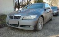 BMW furat din Spania, descoperit în Constanţa
