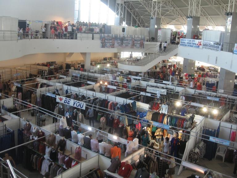 Târgul Naţional de Îmbrăcăminte și Încălţăminte TINIMTEX revine in Mamaia