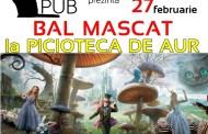 """Bal mascat, """"Alice in Tara Minunilor"""""""