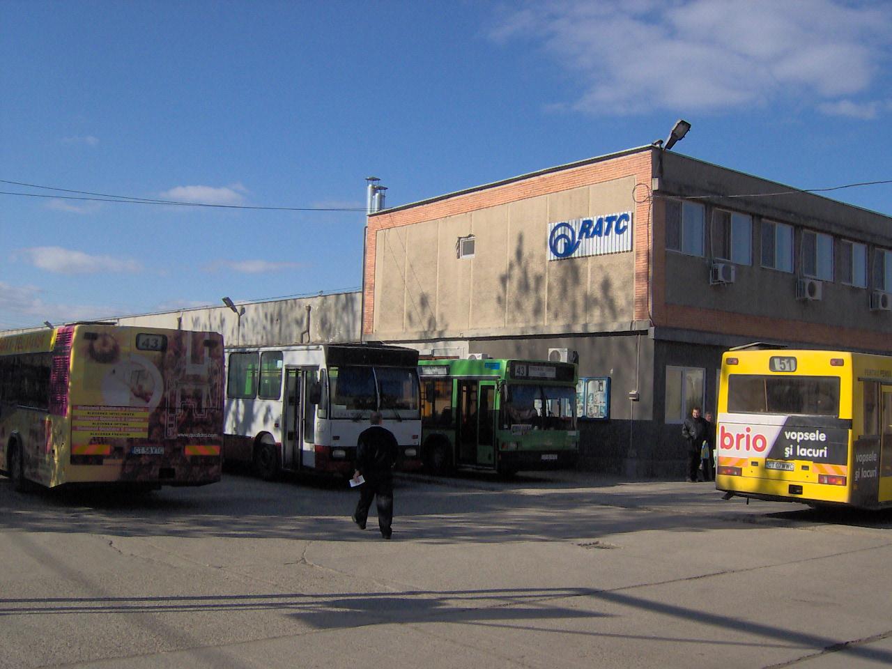 RATC va inființa noi linii de transport în comun la Năvodari şi Cumpăna