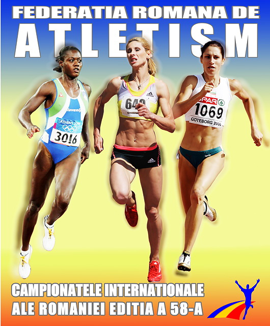 Atletii constanteni s-au impus la Campionatele Internationale de atletism ale Romaniei