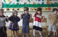 S-a incheiat primul an scolar pentru copiii gradinitei ,,Flipper,, din Campusul Social Henri Coanda din Constanta