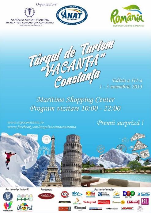 Program Targul de Turism Vacanta