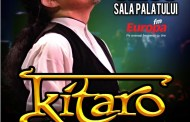 Noul album KITARO va fi prezentat  in concertul de la Bucuresti