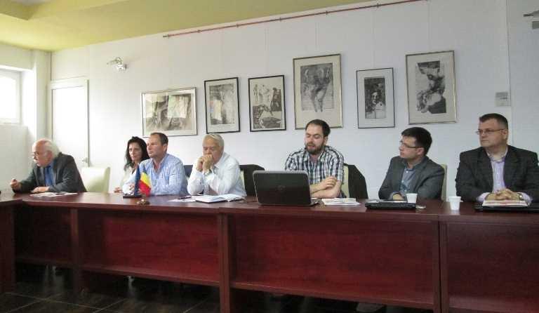 Mangalia reprezentată la Conferința Internațională