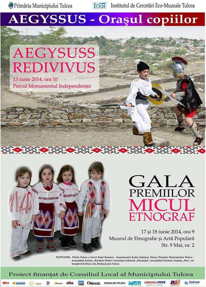 Gala Premiilor Micul Etnograf la Tulcea
