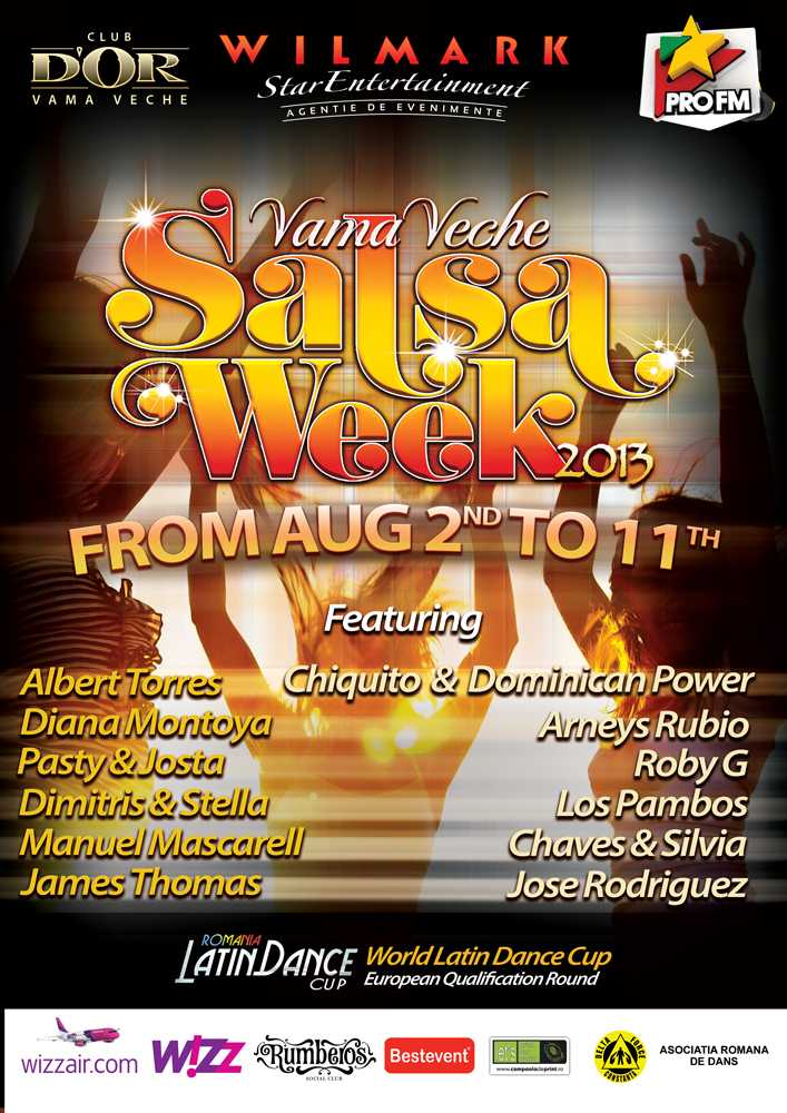 Festival de salsa la Vama Veche
