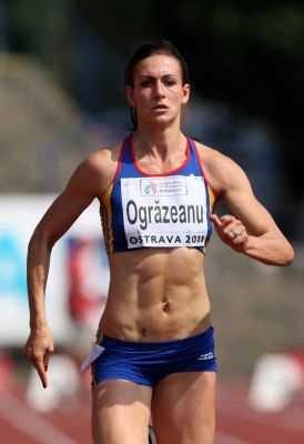 DecaNation 2014, Andreea Ograzeanu locul 6 la 100m