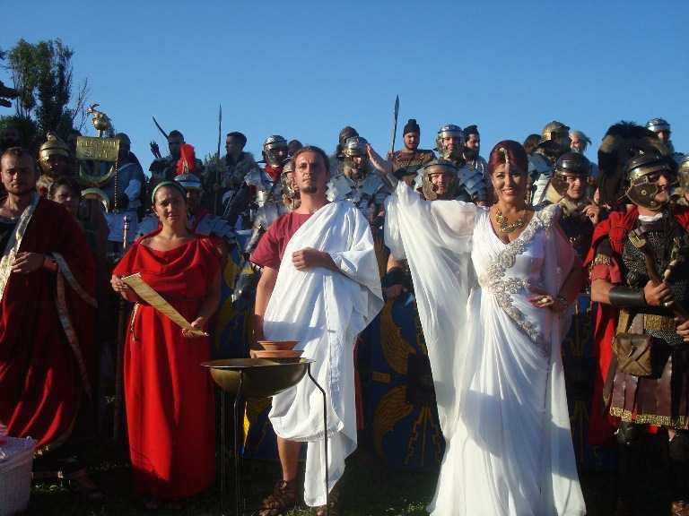 S-a dat startul Festivalului Antic Constanta-Video