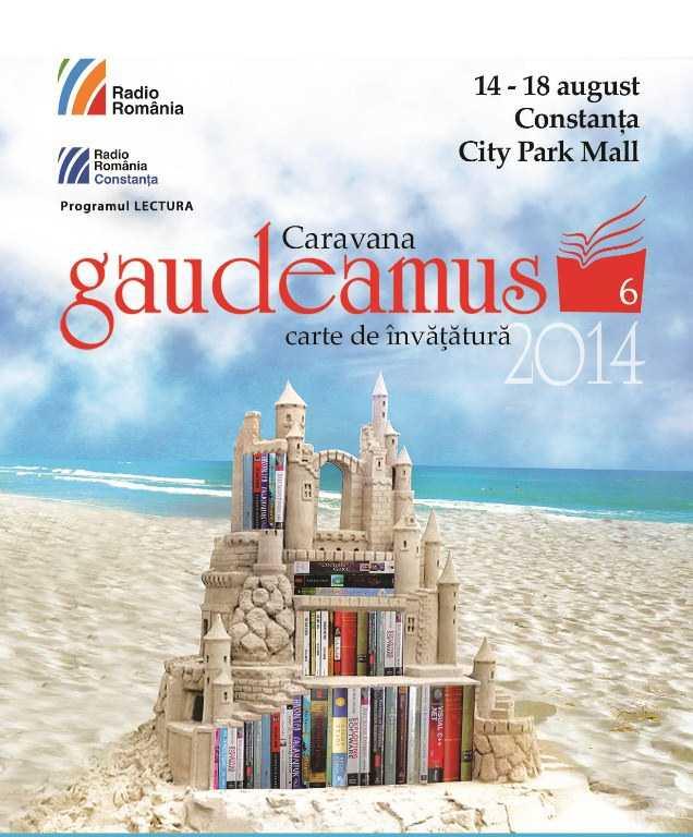 Caravana Gaudeamus isi deschide portile la Constanta