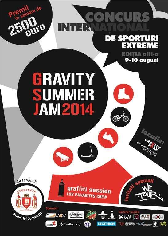 GRAVITY SUMMER JAM 2014
