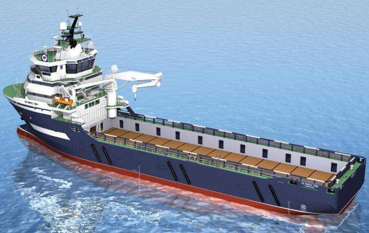 Trei nave productie 2014 intra in flota GSP