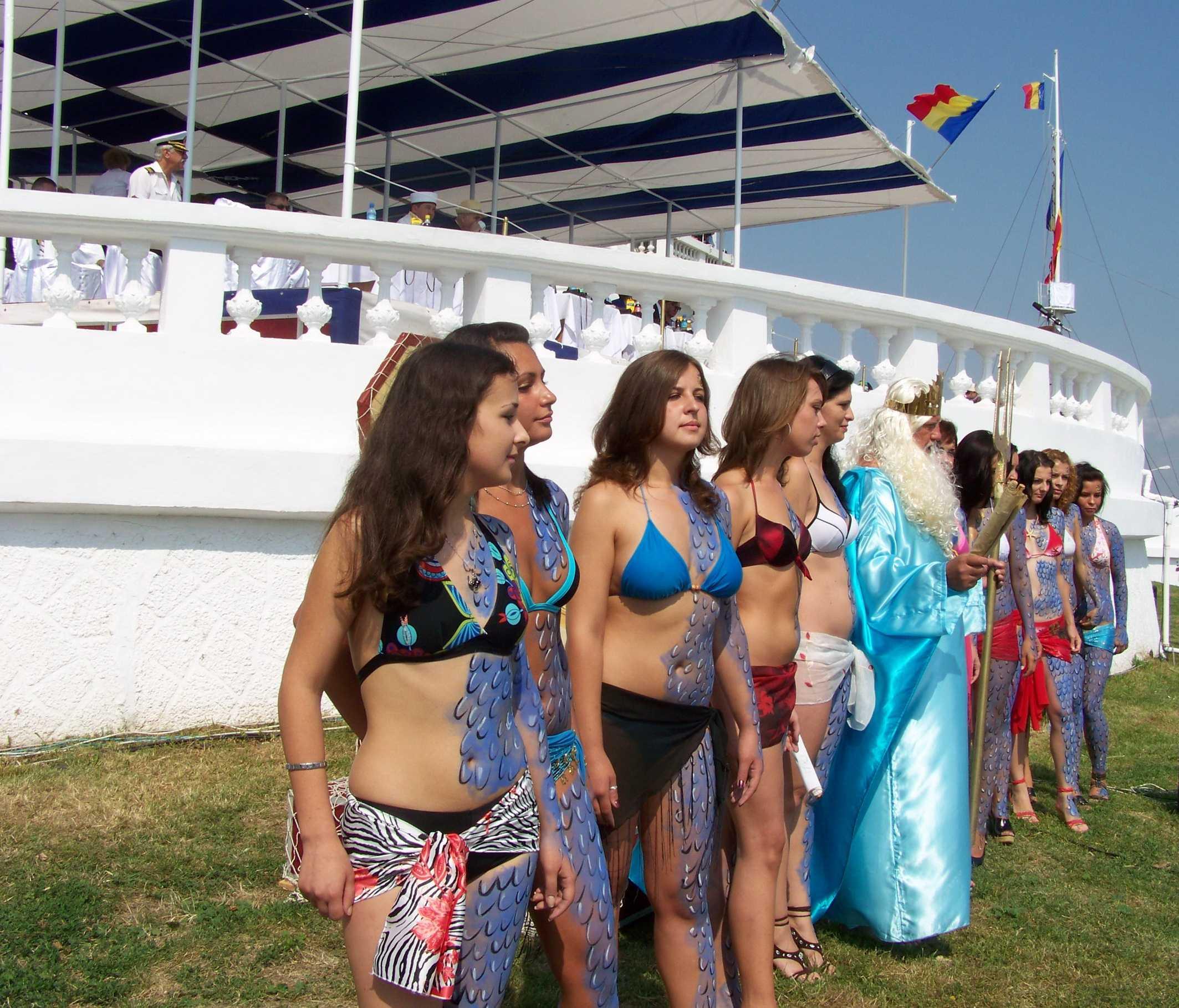 S-a dat startul manifestărilor dedicate Zilei Marinei Române