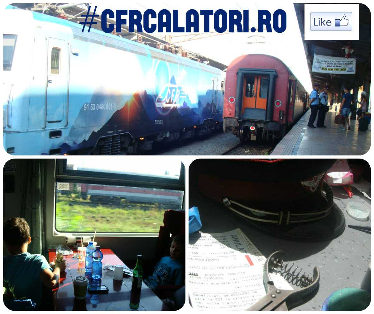 CFR imbunatateste calitatea calatoriilor cu trenul