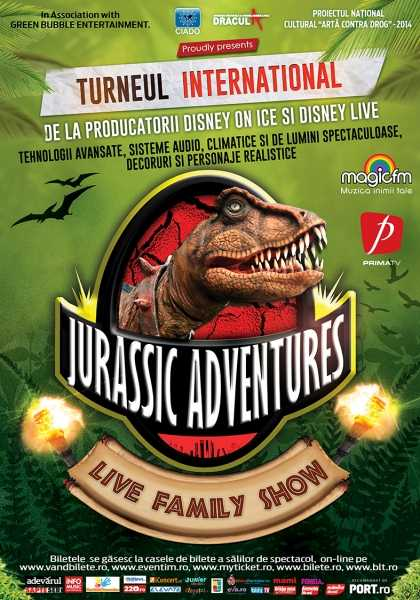 """""""Jurassic Adventures"""""""