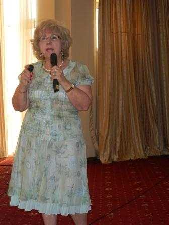 Doamna doctor Valeria Stroia este sarbatorita Organizatiei Municipale a Femeilor Social Democrate din aceasta luna