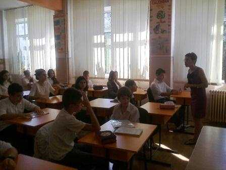 """Ziua Mondială a Alimentului sarbatorită la Şcoala Gimnazială nr. 7 """"Remus Opreanu"""" Constanţa"""