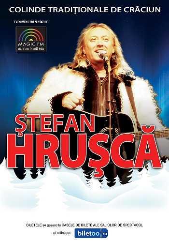 Colinde traditionale de Craciun cu Stefan Hrusca