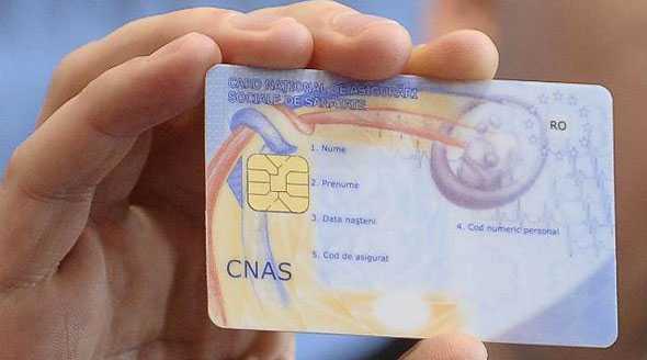 Cardul de sanatate obligatoriu de la 1 mai