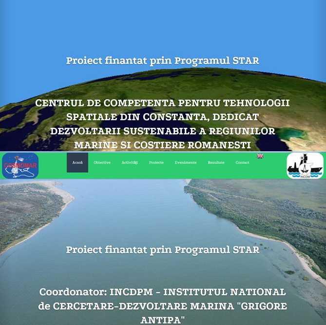 Centru de Competență pentru Tehnologii Spațiale la Constanța