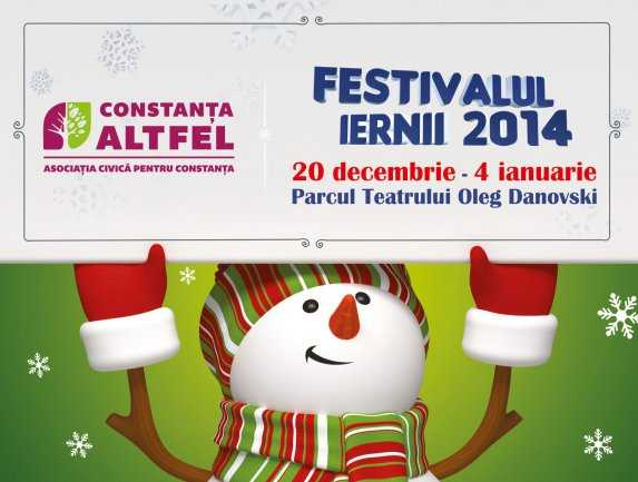 Festivalul Iernii la Constanta