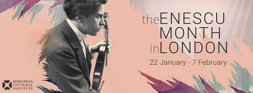 """""""Luna Enescu"""" la Londra"""
