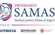 Burse prin programul de Sanatate pentru Mame și Sugari ( SAMAS)