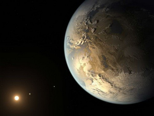 O planeta asemanatoare Pamantului, Kepler-452b
