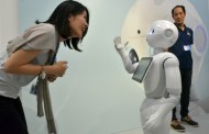 Tokyo: Robotii Pepper vânzători în magazin