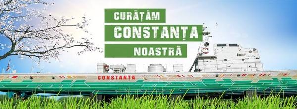 """Campania """"Curatam Constanta Noastra"""""""
