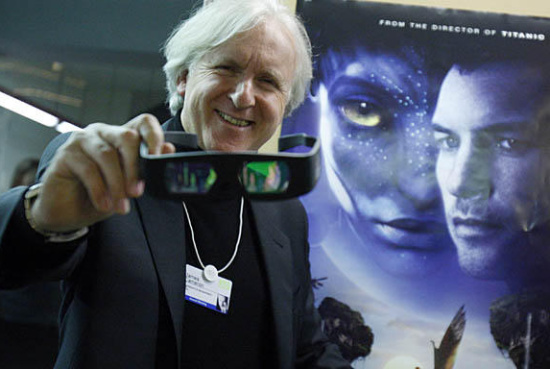 "Regizorul James Cameron anunta saga ""Avatar"""