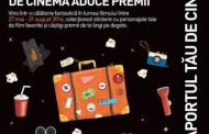 Paşaportul de Cinema pentru copii la Cinema City