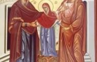 9 septembrie:  Sfinţii Ioachim şi Ana