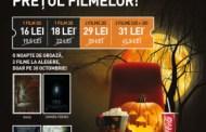 De Halloween se colindă cinematografele Cinema City !