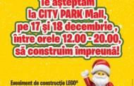 Hai să construim Crăciunul cu LEGO!