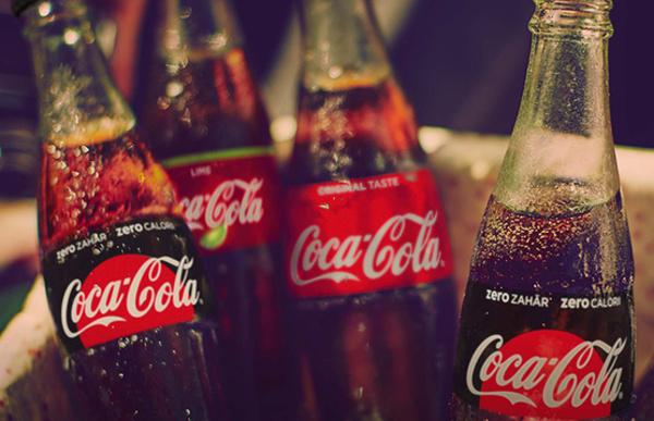 "Decizie istorica de strategie in ""familia"" Coca-Cola"
