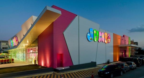 Retailerul grec de jucării Jumbo vine la Constanţa