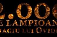 2.000 de lampioane pentru Ovidius