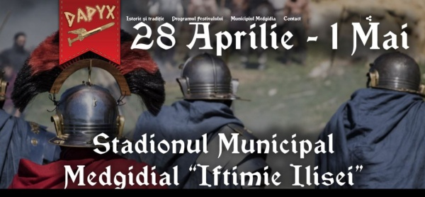 Festival de Reconstituiri istorice, Smiley, Carla Dream's, Cargo, Iris la Medgidia