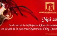 TNOB: 60 de ani de la infiintarea Operei constănţene