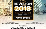 Revelion 2018 la Constanța